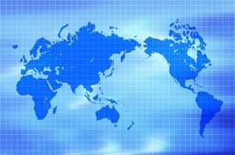 「グローバル化」した世界では、海外特許をどのようにおさえるかが重要です。のイメージ